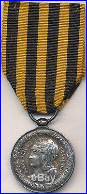 Médaille du Dahomey 1892