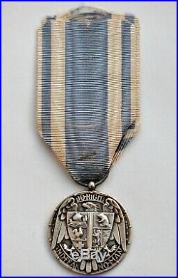 Médaille du coimité américain pour les régions dévastées de France, 1916-1918