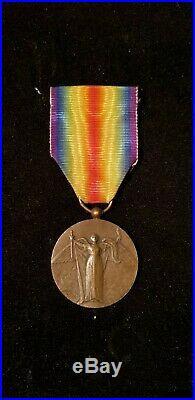 Medaille interalliée CUBA