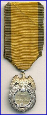 Médaille militaire 1852, premier type