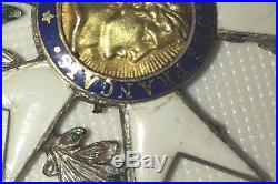 Médaille militaire Legion d'honneur 1 er empire Napoleon I er medal of honor