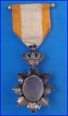 Medaille militaire Ordre royal du cambodge cambodia china medal order