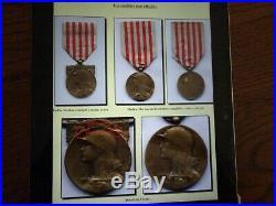 Médaille militaire commémorative 14-18