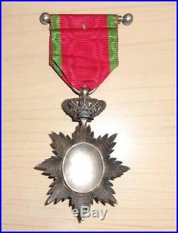 Medaille militaire ordre du royal du Cambodge cambodia medal order