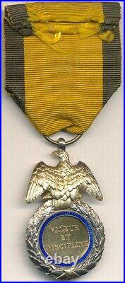 Médaille militaire, second empire