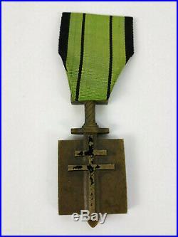 Medaille ordre compagnon liberation brazzaville
