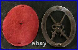 Médaillon de vétérance 1771 fabrication ancienne