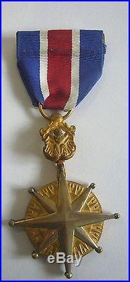 Merchant Marine Distinguished Service Medal