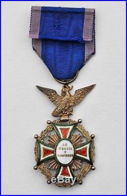 Mexique Ordre de Notre Dame de la Guadalupe, chevalier