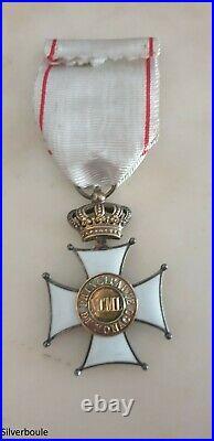 Monaco Ordre De Grimaldi Officier