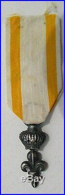 ORDRE DU LYS époque RESTAURATION 1815-1830 medaille