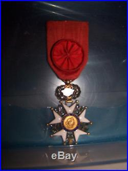 Officier De L'odre De La Gion D'honneur