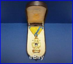 Orden Der Eisernen Krone Iii. Klasse Ordre De La Couronne De Fer Chevalier