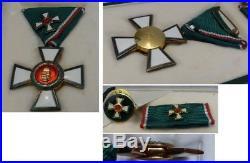 Order of Merit of the Republic of Hungary Ensemble Ordre du Mérite Hongrie