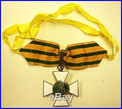 Ordre Couronne de Chêne Commandeur Grand Duché de Luxembourg