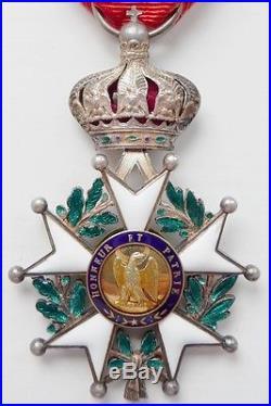Ordre De La Légion D'honneur Cent Garde Napoléon III Empereur 1852 Second Empire