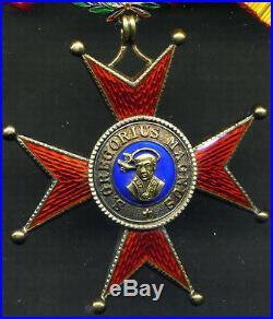 Ordre De Saint Gregoire Le Grand. Grand Croix