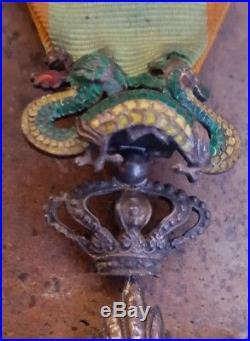 Ordre Du Dragon D'annam
