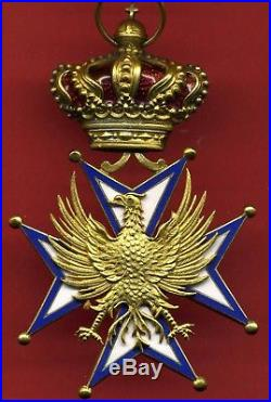 Ordre Dynastique De L'aigle D'este