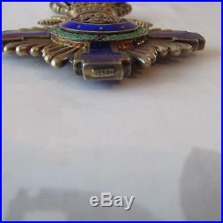 Ordre Roumain Medaille Romania Romanian Order Medal Commander