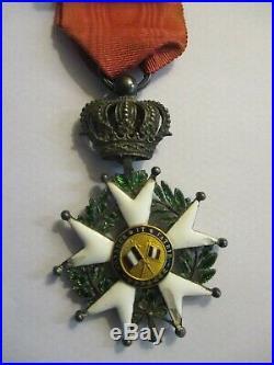 Ordre Royal De La Legion Honneur Croix De Chevalier Louis Philippe 1830