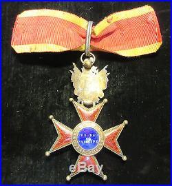 Ordre de Saint Grégoire le Grand commandeur à titre militaire Vatican