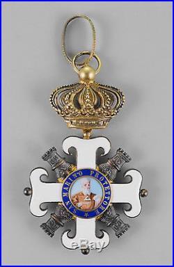 Ordre de Saint-Marin Grand-Croix