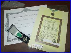 Ordre de l'Etoile des Comores-Chevalier