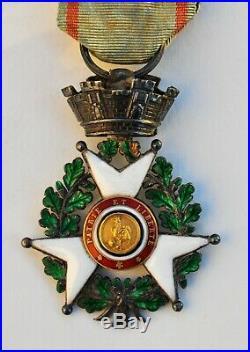 Ordre de la Croix de Juillet, 1830, donné par le Roi des Français