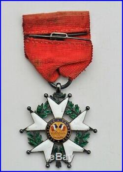 Ordre de la Légion d'Honneur, Chevalier, 2° République, 1848-1852