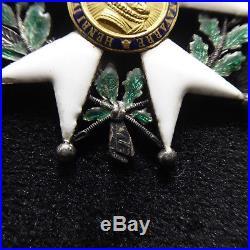 Ordre de la Légion d'Honneur Chevalier Restauration Louis XVIII