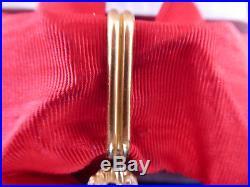 Ordre de la Légion d'Honneur Commandeur IV République vermeil écrin