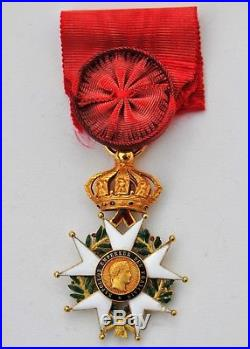 Ordre de la Légion d'Honneur, Officier Second Empire 1852-1870