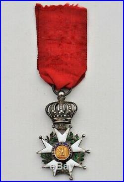 Ordre de la Légion d'Honneur, chevalier, 1er Empire, 4° type