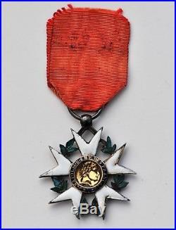 Ordre de la Légion d'Honneur, chevalier, 1er type