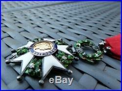 Ordre de la Légion d'Honneur, chevalier, III° République, modèle de luxe