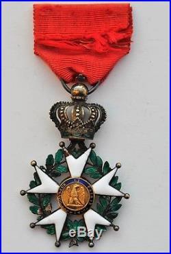 Ordre de la Légion d'Honneur, chevalier, Présidence, 1852
