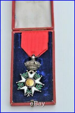 Ordre de la Légion d'Honneur, chevalier, Second Empire, modèle des Cent-Gardes