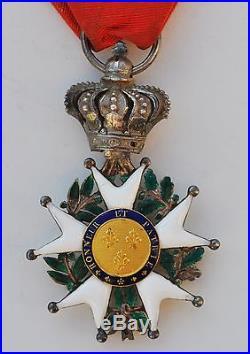 Ordre de la Légion d'Honneur, chevalier, restauration 1814