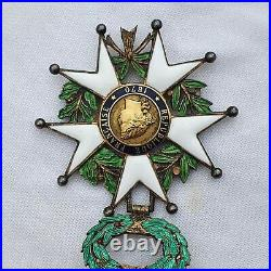Ordre de la Légion d'Honneur, commandeur en vermeil, époque III° République