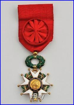 Ordre de la Légion d'Honneur, officier en or, III° République, 1870