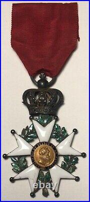Ordre de la Légion dhonneur, époque restauration