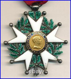Ordre de la Légion dhonneur, époque seconde république