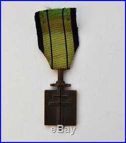 Ordre de la Libération, croix de compagnon