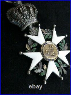 Ordre de la légion d'honneur Restauration chevalier