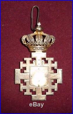 Ordre de mélusine à titre de commandeur