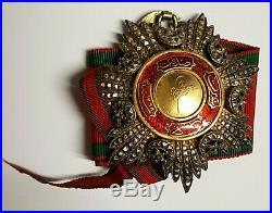 Ordre du Medjidié, Guerre de Crimée, Médaille, 1853-1856