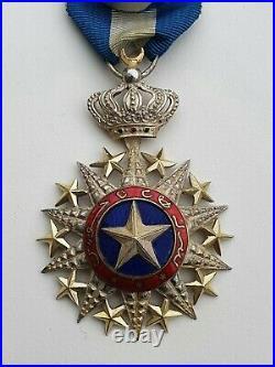 Ordre du Nicham el Anouar, étoile d'officier