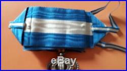 Ordre du Nichan El Anouar Cravate de commandeur Etat SUP