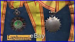 Ordre du Nichan Iftikar Grand Officier Ordre de la Gloire Fondé Par Ahmed Bey